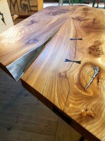 Bespoken Table 45 by Laura Bergsøe