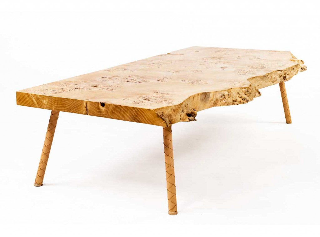 Poplar Coffee Table 34