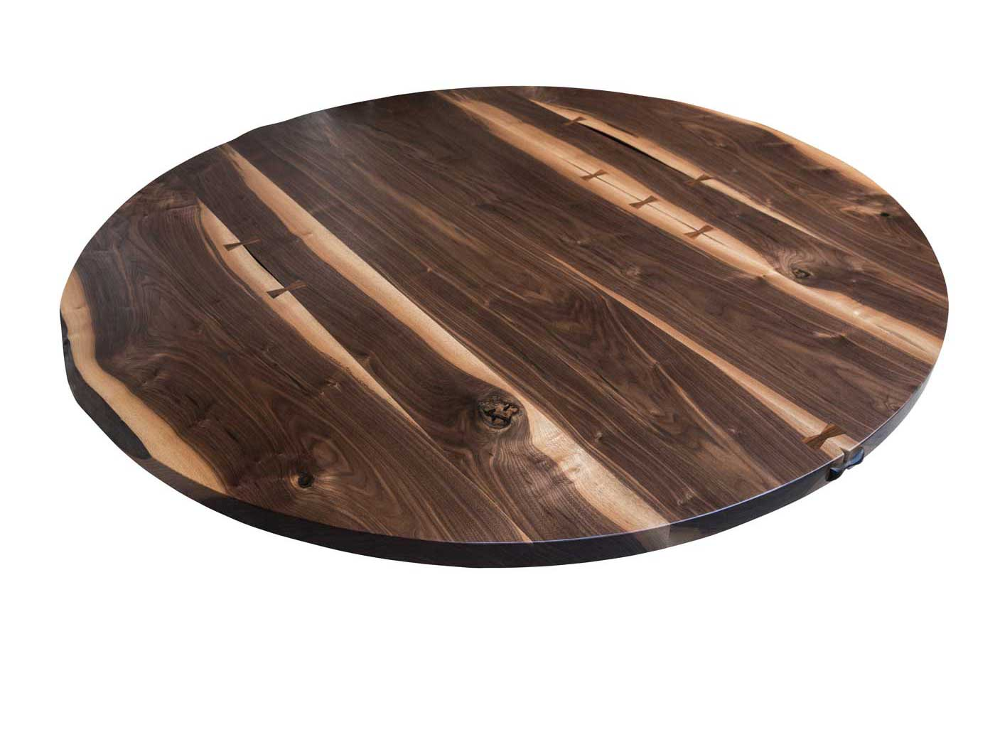 Paleo Table Wallnutt 40